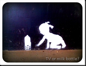 baby graffitti